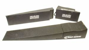 RACE RAMPS #RR-80-10-2 Track & Trailer Combo Ramps Pair