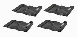 RACE RAMPS #RR-PS-4 Pro-Stop Parking Guide 4 Pieces