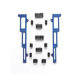 R AND M SPECIALTIES #1102-B Spark Plug Wire Loom BBC Blue