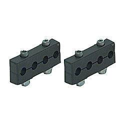 R AND M SPECIALTIES #A-200 4-Hole Plug Wire Clamp