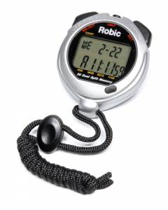 ROBIC WATCHES #67764 Stopwatch Oslo 60