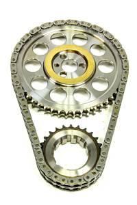 ROLLMASTER-ROMAC #CS2000 BBC Billet Roller Timing Set w/Shim