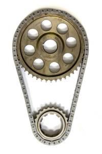 ROLLMASTER-ROMAC #CS5010 SBM Billet Roller Timing Set w/Nitrided Sprkts