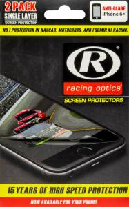 RACING OPTICS #1X-ROAG135-IP6+ Screen Protectors For iPhone 6+ * Special Deal Call 1-800-603-4359 For Best Price