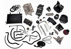 ROUSH PERFORMANCE PARTS #422001 Supercharger Kit - 15-17 5.0L Mustang Stage 2
