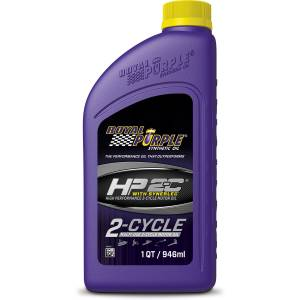 ROYAL PURPLE #ROY01311 2 Cycle HP2C  Motor Oil 1 Quart