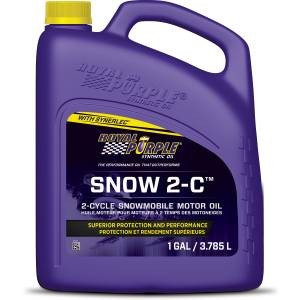 ROYAL PURPLE #ROY04511 Snowmobile 2 Cycle Oil 1 Gal