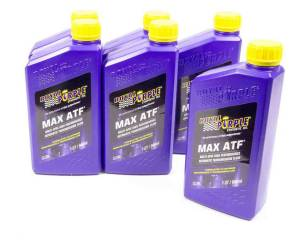 ROYAL PURPLE #6320 Max ATF Transmission Oil Case 6x1 Quart