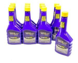 ROYAL PURPLE #12326 Max EZ Power Steering Fluid Case 12x12oz