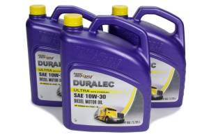 ROYAL PURPLE #80456 Duralec Ultra 10W30 Oil Case 3 x 1 Gallon