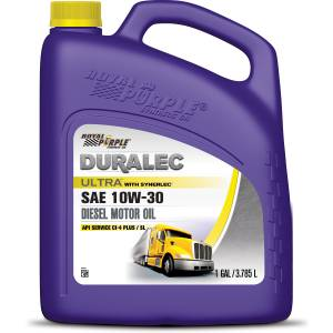 ROYAL PURPLE #83456 Duralec Ultra 10w30 Oil 1 Gallon