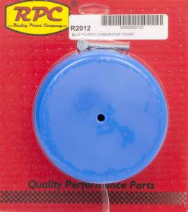 RACING POWER CO-PACKAGED #R2012 Carb Cover 5 1/8in Neck