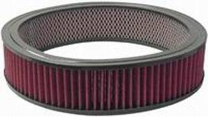 RACING POWER CO-PACKAGED #R2120 14In X 3In Round Washable Air Cleaner Element