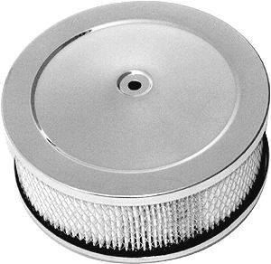 RACING POWER CO-PACKAGED #R2292 6 3/8In X 2 1/2In Muscle Style Air Cleaner Kit