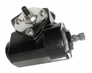 RACING POWER CO-PACKAGED #R3145 Reversed Corvair Steeri ng Box - Black
