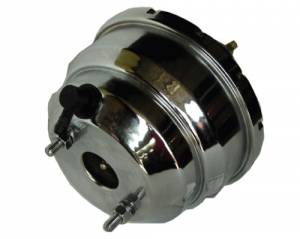RACING POWER CO-PACKAGED #R3908X Zinc Power Brake Booster - 8In
