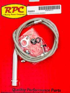 RACING POWER CO-PACKAGED #R6051 700R4 Stainless Kick Down Assembly