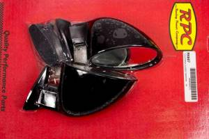 RACING POWER CO-PACKAGED #R6607 California Classic Door Mirrors