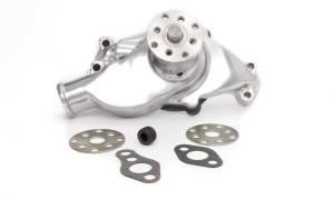 RACING POWER CO-PACKAGED #R6916 55-68 SBC Alum Short Water Pump 5/8 Shaft