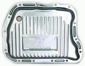 RACING POWER CO-PACKAGED #R7598X Chrysler 727 Trans Pan Finned