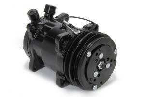 RACING POWER CO-PACKAGED #R8753BK Sanden #508 12V A/C Comp ressor V-Belt Pulley