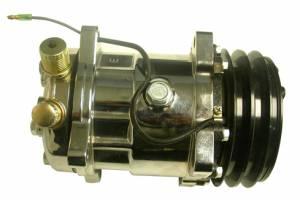 RACING POWER CO-PACKAGED #R8754 Sanden #508 12V Compres sor V-Belt Pulley