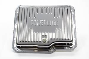 RACING POWER CO-PACKAGED #R9124 Chrome Powerglide Trans Pan