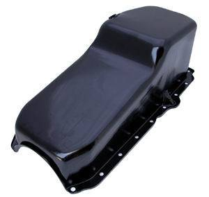 RACING POWER CO-PACKAGED #R9414P Black 1986-Up Sb Chevy Oil Pan