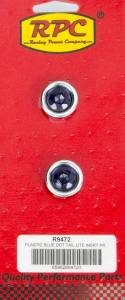 RACING POWER CO-PACKAGED #R9472 Blue Dot Taillight Insert Each