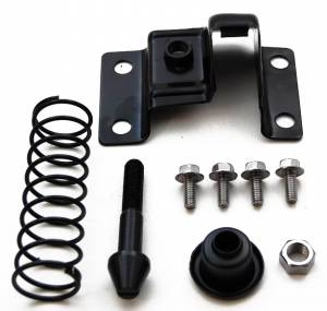 RACING POWER CO-PACKAGED #R9473BK Hood Safety Latch Camaro 1967-81 Black