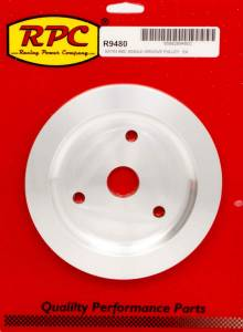 RACING POWER CO-PACKAGED #R9480 Aluminum Pulley