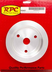RACING POWER CO-PACKAGED #R9481 Aluminum Pulley