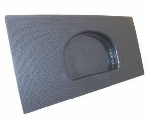RACEPAK #800-MB-IQ3-PCF Mount Panel For IQ3 Dash Carbon Fiber