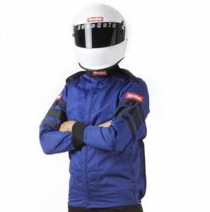 RACEQUIP SAFEQUIP #121028 Blue Jacket Multi Layer 3X-Large