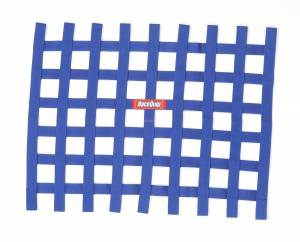 Ribbion Window Net Blue Non-SFI