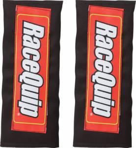 RACEQUIP SAFEQUIP #767001 Harness Pad Black