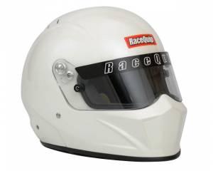 RACEQUIP SAFEQUIP #92431169 Helmet Matrix X-Large WHITE FIA 8859 / SA2015