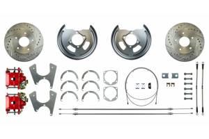 RIGHT STUFF DETAILING #FSCRD01Z Rear Disc Brake Conversion Kit