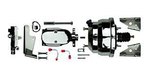 RIGHT STUFF DETAILING #J81315672 Power Brake Booster w/ Master Cylinder Chrome