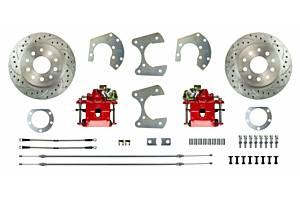 RIGHT STUFF DETAILING #MDCRD01Z Rear Disc Brake Conversi on Kit