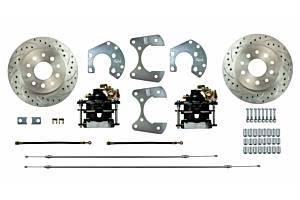 RIGHT STUFF DETAILING #ZDCDS05 Rear Disc Brake Conversion Kit