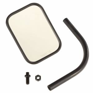 RUGGED RIDGE #11025.24 Trail Mirror Rectangular 18-   Jeep Wrangler JL