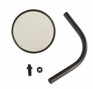 RUGGED RIDGE #11025.23 Trail Mirror Round 18- Jeep Wrangler JL