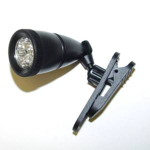RUGGED RIDGE #11309.02 Clip-On LED Light