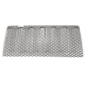 RUGGED RIDGE #11401.31 Mesh Grille Insert  Black 07-18 Jeep Wrangler