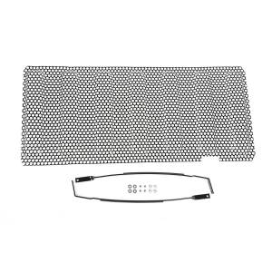 RUGGED RIDGE #11401.32 Grille Insert  Black 07- 18 Jeep Wrangler JK