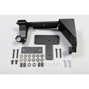 RUGGED RIDGE #11586.01 Offroad Jack Mounting Br acket 07-18 Jeep Wrangl