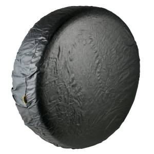 RUGGED RIDGE #12802.01 30-32 Inch Tire Cover  B lack