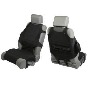 RUGGED RIDGE #13235.3 Seat Protector Neoprene Black 07-18 Wrangler