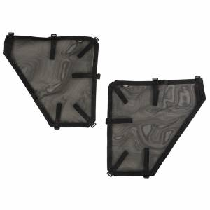 RUGGED RIDGE #13579.54 Fortis Door Covers Rear 18-   Jeep Wrangler JL